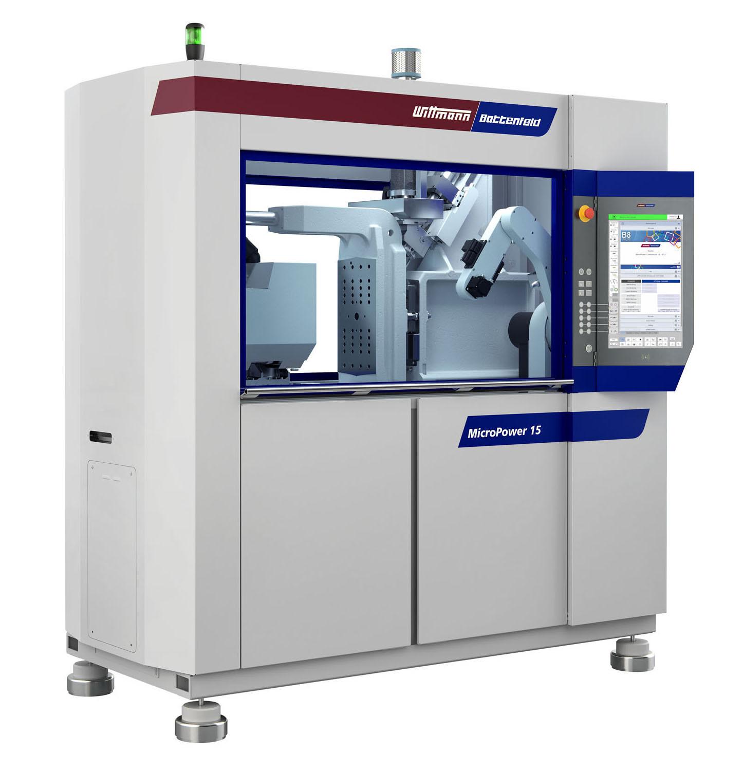 Mikro Spritzguss Maschine
